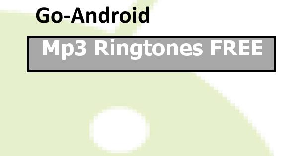 Free Ringtones Standard Ring