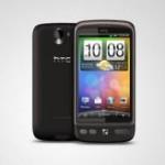 HTC Desire und HTC Legend mit Android 2.1 und HTC Sense