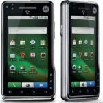 Motorola Milestone XT720 (Milestone 2) mit Android 2.1