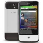 HTC-Legend – nächstes Smartphone mit Versionsnummer 2.2
