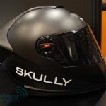 Skully: Erster Motorrad-Helm mit Android in Vorbereitung