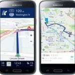 Nokia Here für Android auf Samsung-Geräte
