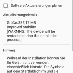 Samsung Galaxy S4 erhält Lollipop Bugfix Update
